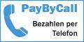PayPerCall - Deine schweizer, österreicher und deutschen Kunden können per Telefon bezahlen.